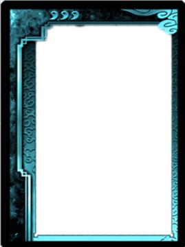 事件卡牌边框素材