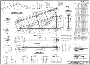 05g517轻型屋面三角形钢屋架图集pdf格式【高清免费电子版】