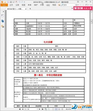中国历史朝代顺序表中国历史时间轴 中国风ppt背景图片